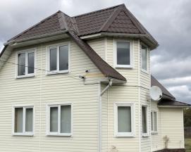 Земельный участок с жилым домом с СНТ(прописка)