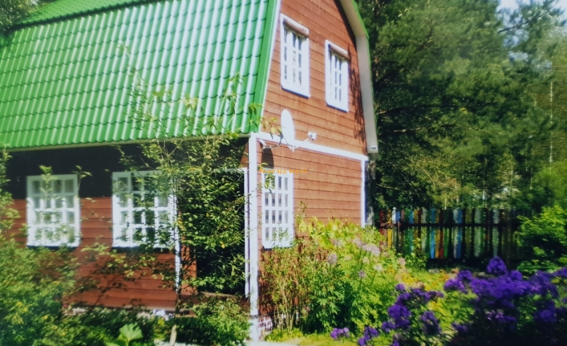 Земельный участок и дом
